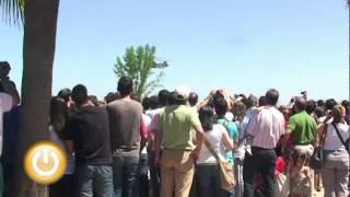 419 personas participan en la Jura de Bandera de Puerta de Palmas- Badajoz Online Tv