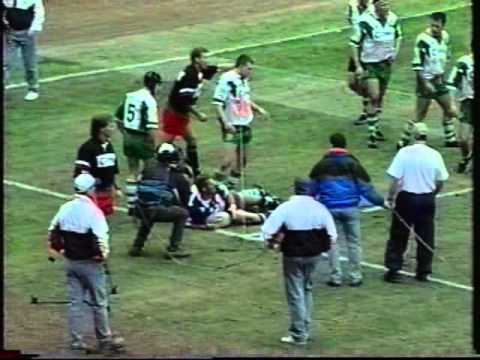 USA vs Ireland Rugby League Full Match 1996