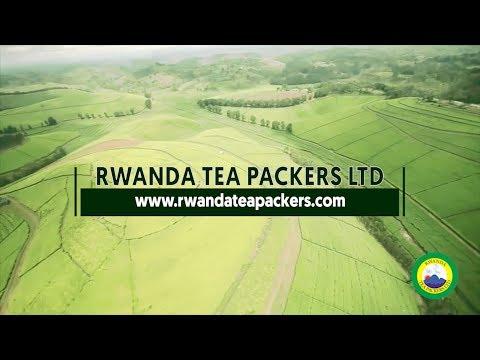 Rwanda Tea Packers Ltd Promo video