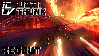 Redout Review - WOT I THUNK