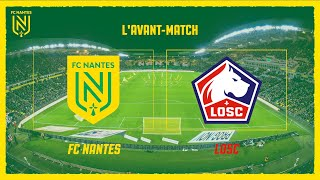 VIDEO: FC Nantes - LOSC : l'avant-match en bref