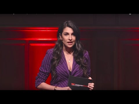 From refugee to entrepreneur | Anna Nooshin | TEDxAmsterdamW