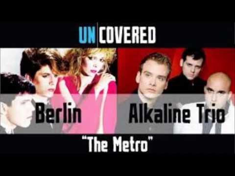 Alkaline trio, s the metro  Berlin