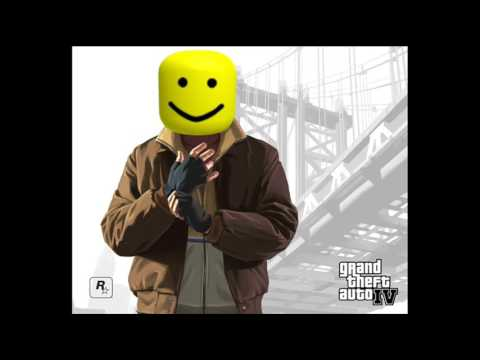 GTA 4 theme song but with the roblox death sound