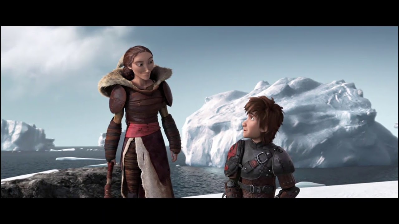 Download HTTYD 2 - Flying with Mother - Scene with Score Only HD