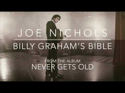 "Joe Nichols – ""Billy Graham's Bible"" (Official Audio)"