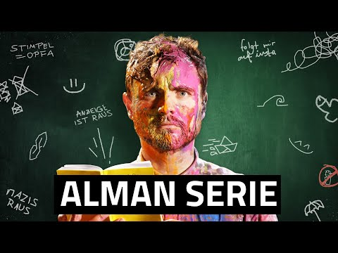 ALMAN in der ARD Mediathek | ALMANIA Trailer | Phil Laude