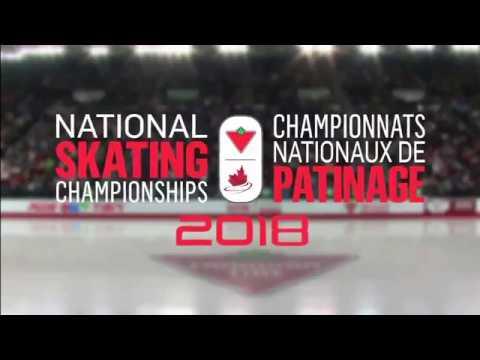 2018 Canadian Tire National Skating Championships Promo 2