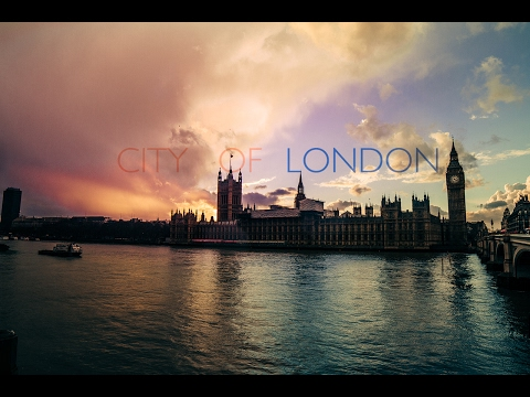 City of London - Travel Film