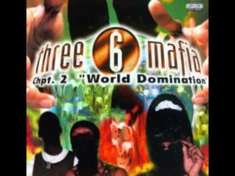 Three 6 Mafia - Neighborhood Hoe Instrumental (REMAKE)