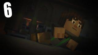Прохождение Minecraft Story Mode 6 - В поисках Сорена..