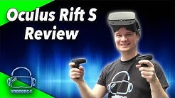VoodooDE's Oculus Rift S Review - Lohnt sich die neue Oculus VR Brille für den PC?