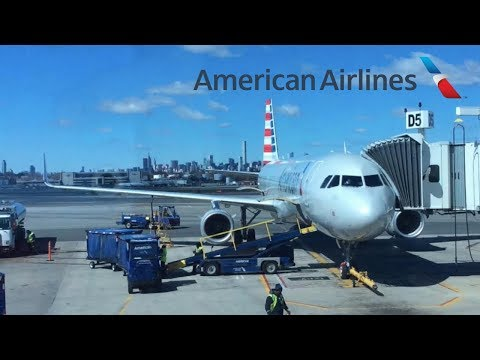 TRIP REPORT: American Airlines (Economy) | Airbus A321 | New York to Miami
