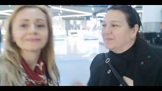 Ivano dan madaniy kechqurun er-xotinlar va mehmonlar - Frankivsk