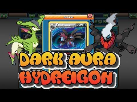 LEGACY Dark Aura Hydreigon Deck: Pokemon TCGO (PTCGO)