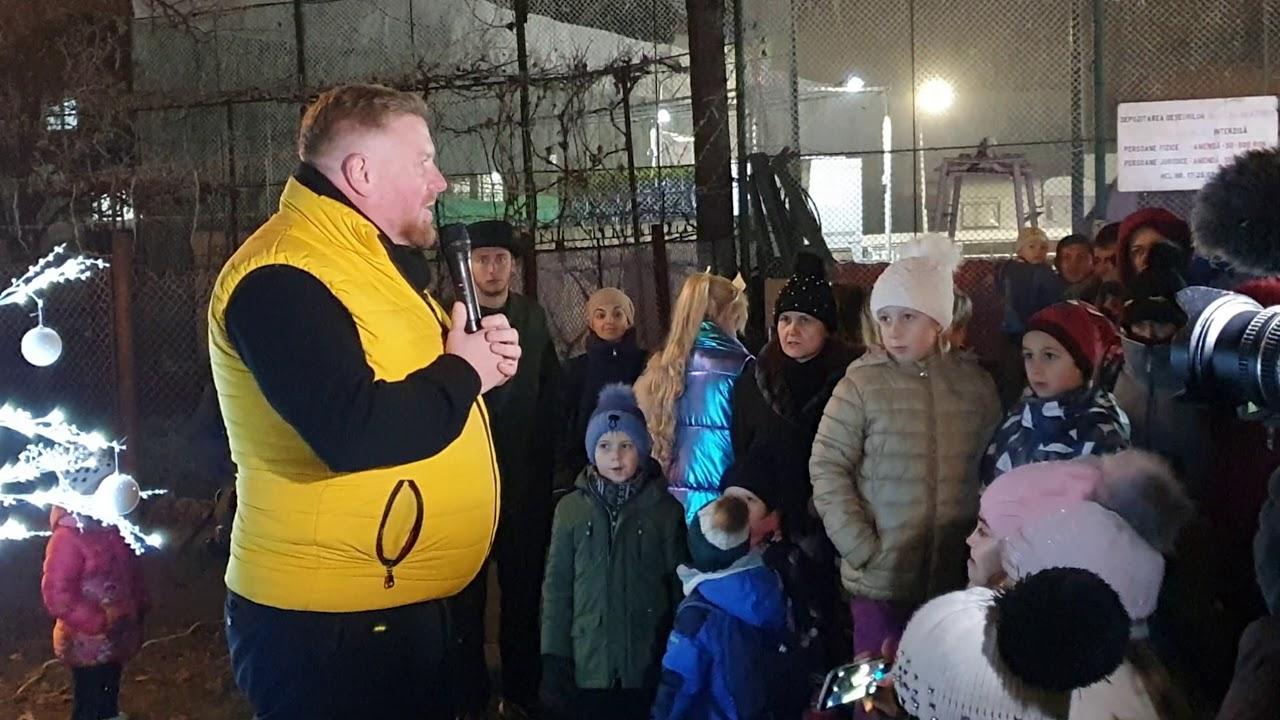 Inaugurare patinoar Câmpia Turzii (06.12.2019)