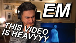 EMINEM - DARKNESS REACTION!! | I CANT BELIEVE THIS DUDE