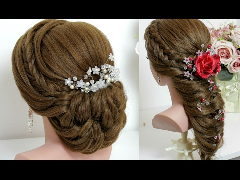 New Hairstyles for long hair tutorial