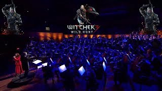 The Witcher 3 - Suite  The Danish National Symphony Orchestra