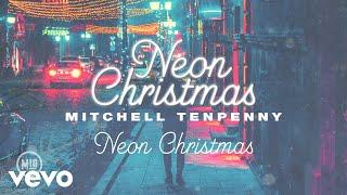 Mitchell Tenpenny Neon Christmas