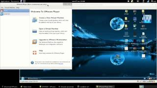 install vmware player in kali linux (installation vmware player dans kali lunix)