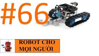 Xe robot điều khiển bằng Android (bluetooth) P1 - Code cho android