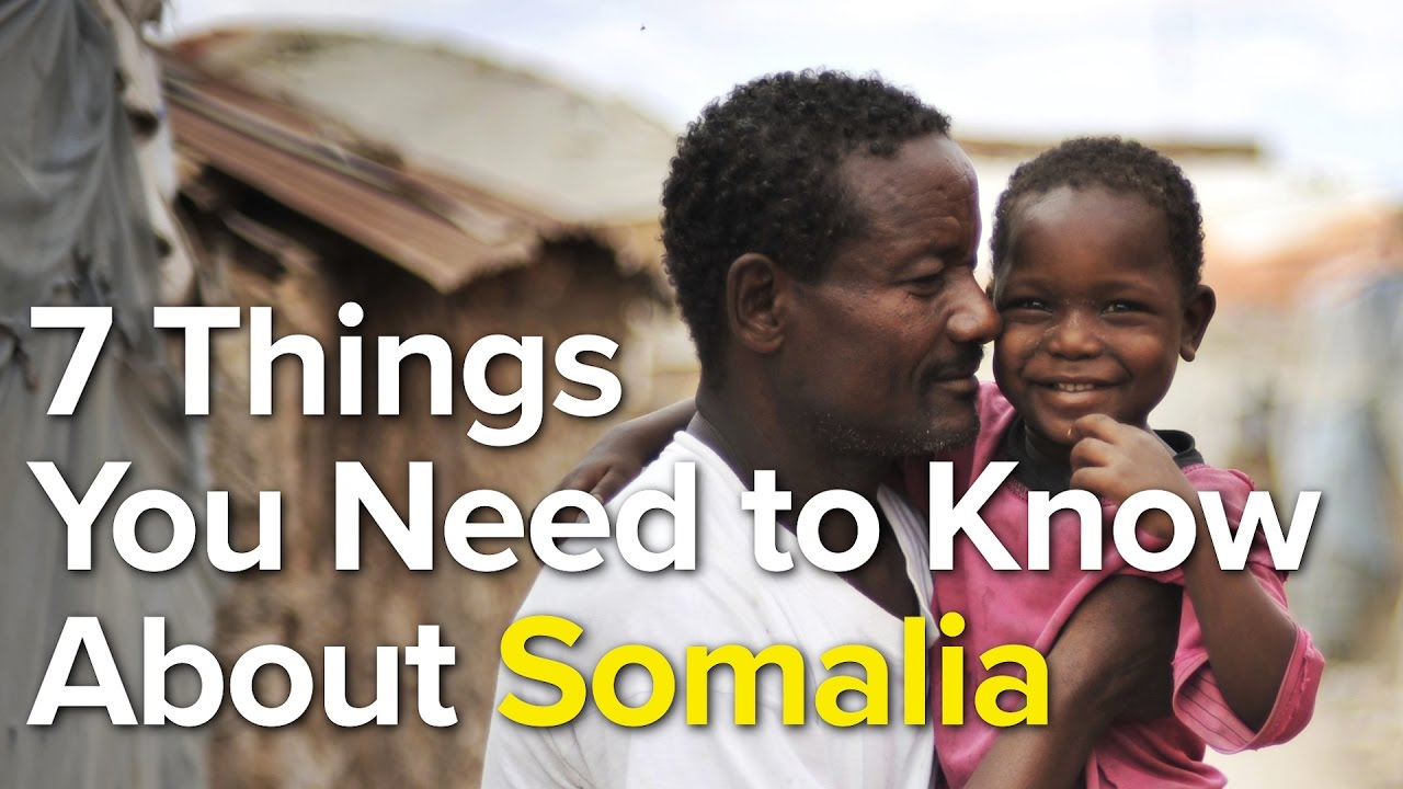 7 things you need to know about Somalia