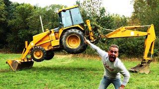 J'ai offert le tracteur de rêve a ma mère !