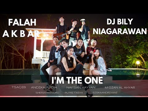 DJ Khaled - I'm the One ft. Justin Bieber | Cover by Falah Akbar, Bily, Tsaqib, Dika, Nafsan, Gian