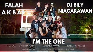 Gambar cover DJ Khaled - I'm the One ft. Justin Bieber   Cover by Falah Akbar, Bily, Tsaqib, Dika, Nafsan, Gian