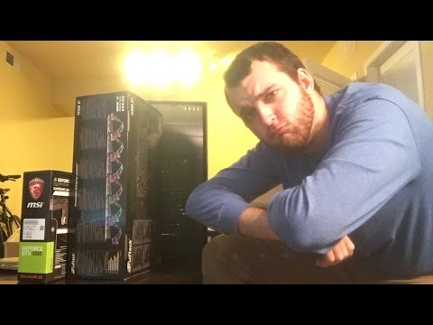 BUILDING $5000 COMPUTER LIVE