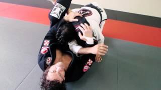 Kurt Osiander Move of the Week - Sit Up Guard - Triangle