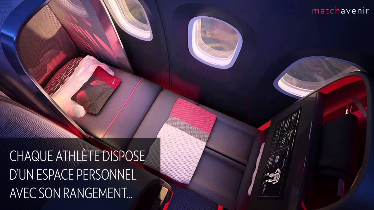 Athlete's Plane : Le futur avion des mégastars du sport