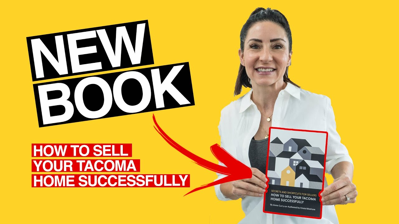 OFFICIAL BOOK RELEASE | How To Sell Your Tacoma Home Successfully!