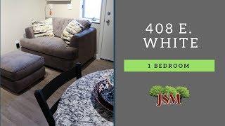 408 E. White Street - 1 Bedroom Overview
