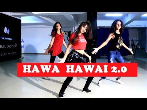 "Tumhari Sulu: ""Hawa Hawai 2.0"" | Dance choreography by Shania Rawther"