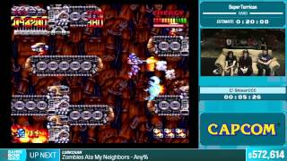 Super Turrican by ShinerCCC in 13:59 - Summer Games Done Quick 2015 - Part 122