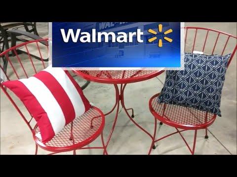 Walmart Garden & Patio Out Door Decor!