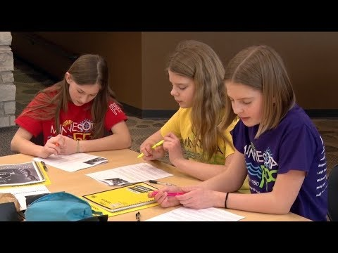 Golden Apple: Brainerd Future Problem Solvers To Compete In International Competition