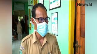 Puluhan siswa Sekolah Dasar di Indramayu terpaksa dilarikan ke Rumah Sakit karena keracunan usai mak.