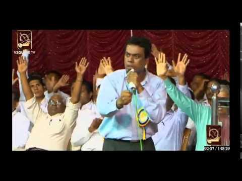 Malayalam christian sermon Br. Suresh Babu (Cheruvakkal Convention 2013)