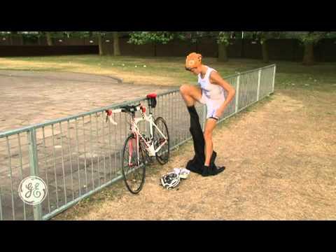 Triathlon Tips: Swim to bike transition tips- Marc...