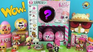 Мультик з ляльками! ЗОЛОТИЙ ЛОЛ ДЕКОДЕР - СУПЕР ВИХОВАНЦІ! Розпакування LOL Surprise Іграшки для дівчаток