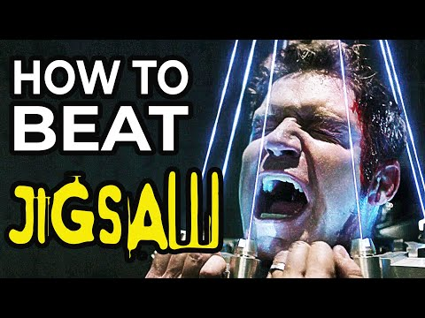 How To Beat: JIGSAW (re-upload)