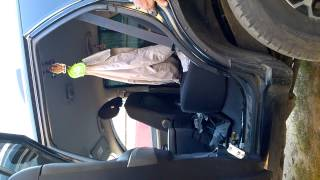 Работа подсветки двери и потолочного светильника.(С видео произошел косяк, снимал в таком положении что бы было видно все детали))), 2015-08-05T21:24:05.000Z)