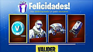 HAVE A NEW PACK OF SKINS FOR FREE on FORTNITE Battle Royale 😱
