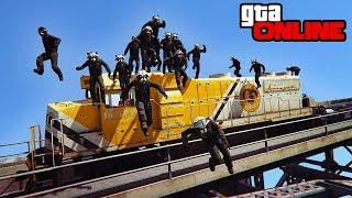 RACCOON SQUAD FAN REQUESTS #2!    GTA 5 Online    PC (Funny Moments)