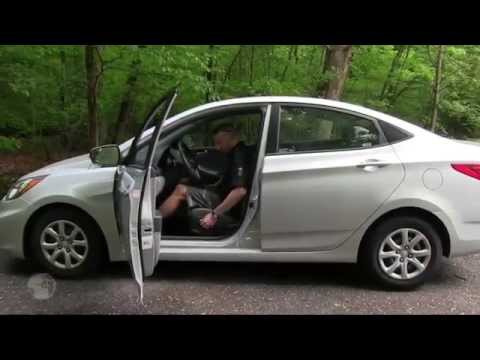 2014 Hyundai Accent sedan review features information driving impressions