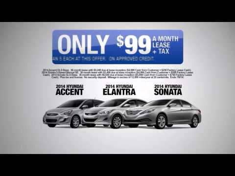 4th of July Sale on Accent, Elantra and Sonata at Temecula Hyundai