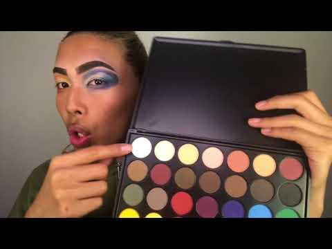 Cloud Makeup look/ By Dash doll19